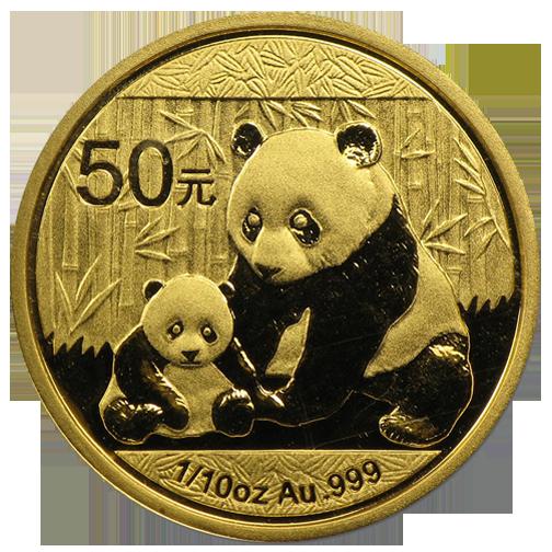 Gold Chinese Panda Unc National Treasure Rare Coins