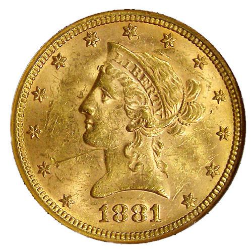 1881-10GoldLibertyHead1